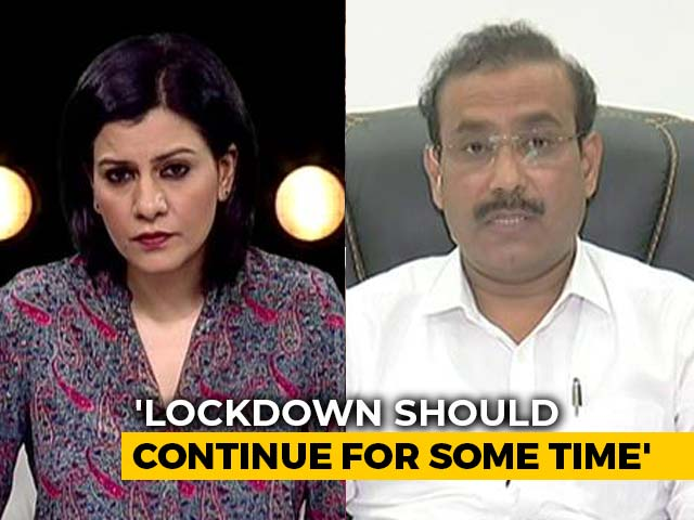 Video : COVID-19 Lockdown Should Continue: Maharashtra Health Minister