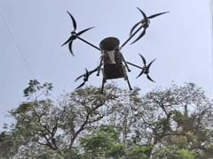 Here's How Drones Helping India In Fight Against Coronavirus