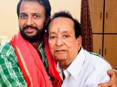 It Was A <I>Ramayan</I> Reunion Of Sorts When Reel Life Lakshman And Ravan Met