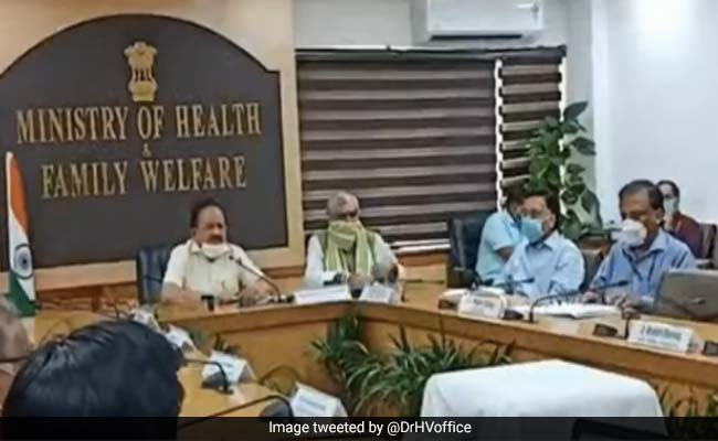 Indigenous COVID-19 Testing Kits Will Be Available In May: Harsh Vardhan
