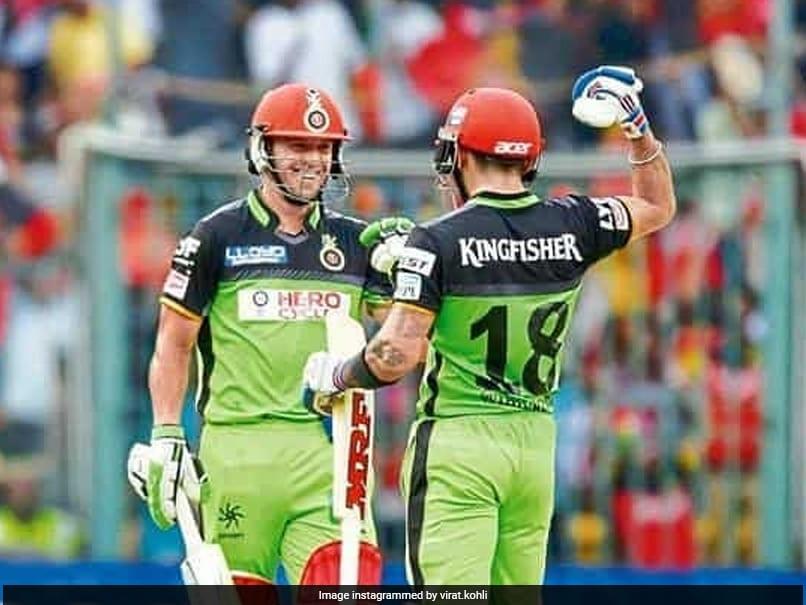 Coronavirus: Virat Kohli, AB de Villiers Auction Gear To Raise Money For COVID-19 Funds | Cricket News