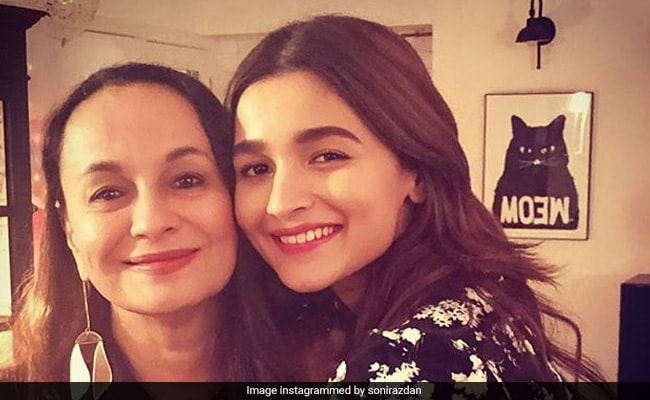 When Alia Bhatt Paid A Socially Distanced Visit To Her Parents Amid Lockdown