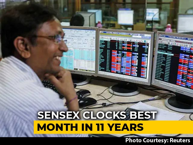 Video : Sensex Surges 14% In April, Clocks Best Month In 11 Years Amid COVID-19