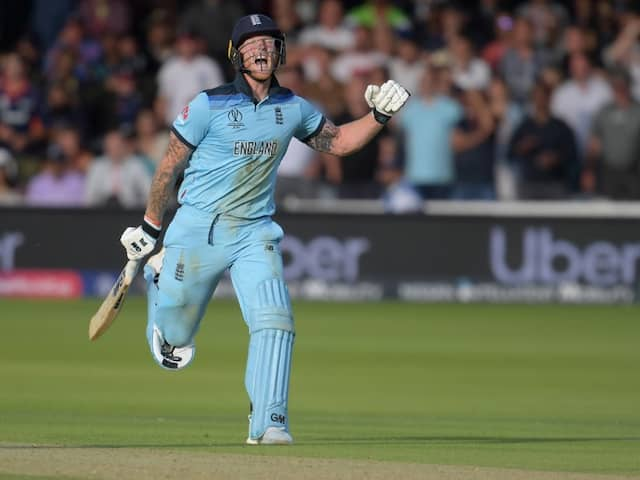 Ben Stokes Crowned Wisdens Leading Cricketer In The World