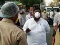 दिल्ली: मंत्री ने ही उड़ाईं लॉकडाउन की धज्जियां, सदर बाजार में समर्थकों संग घूमे इमरान हुसैन, SHO से हुई नोकझोंक..