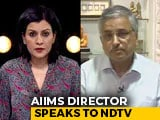 Video : Suspicion Of Covid-19 Community Transmission In Hotspots: AIIMS Director