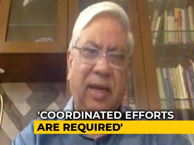 Video : A Crisis Like This Brings Out The Best In Us, Says Prof. Ravi Shrivastava