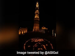 <i>Hum Jeetenge</i>: Monuments Lit With COVID-19 Messages On World Heritage Day