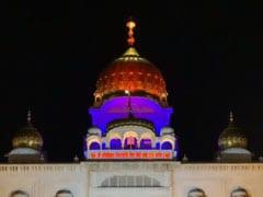 Delhi Gurudwara Bangla Sahib Asked To Close Over Covid Norm Violation