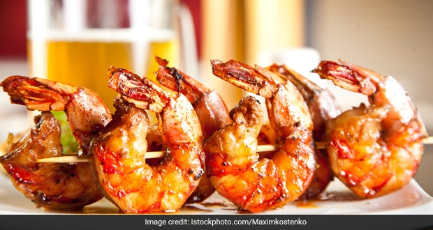 Watch: This Dhaba Restaurant Special Prawn Is Just What You Need To Beat The Quarantine Blues