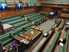 "Britain's ""Hybrid Parliament"" Makes Almost Glitch-Free Debut On Zoom"