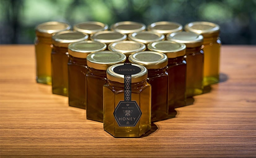 Rolls-Royce is running at record levels at procuring the world's most exclusive honey.