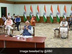 As Lockdown Enters Day 14, PM Holds First Cabinet Meet Via Video Link