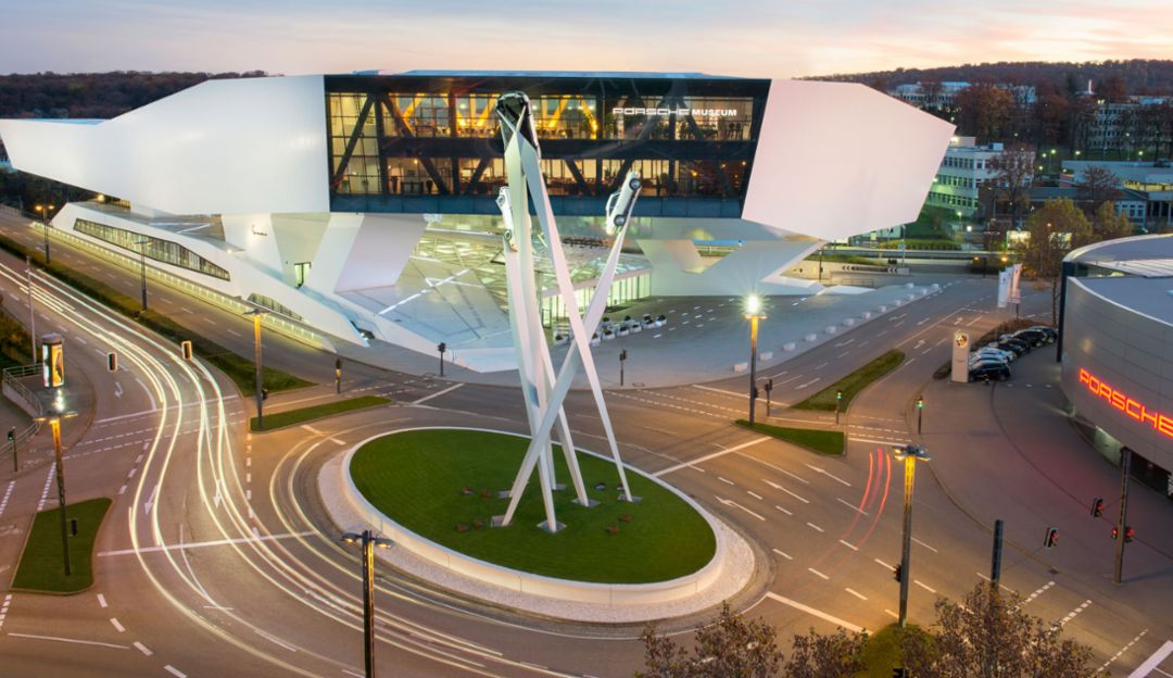Coronavirus: Now Visit The Iconic Porsche Museum in Germany Virtually