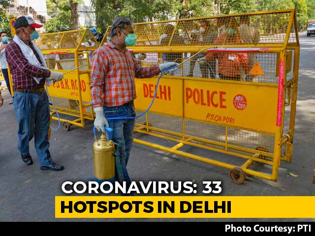 Video : 3 New COVID-19 Hotspots In Delhi As PM, States Agree Lockdown Extension