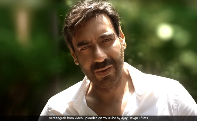 Thahar Ja: Ajay Devgn, Assisted By Son Yug, 9, Asks Fans To 'Pause, Reflect And Pray' In New Song
