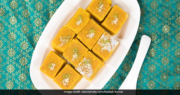 Watch: This Besan Milk Cake Can Be Your Go-To Quarantine Dessert (Recipe Video Inside)