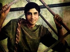 "Amitabh Bachchan's First Photoshoot, When There Was Neither ""Star Nor Style"" (He Thinks)"