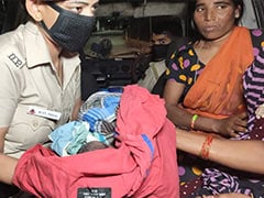 Delhi Woman Gives Birth To Girl In Police Van Amid Lockdown