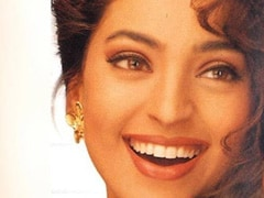 "Juhi Chawla's ""Smile Is Contagious"" In This Throwback Pic"