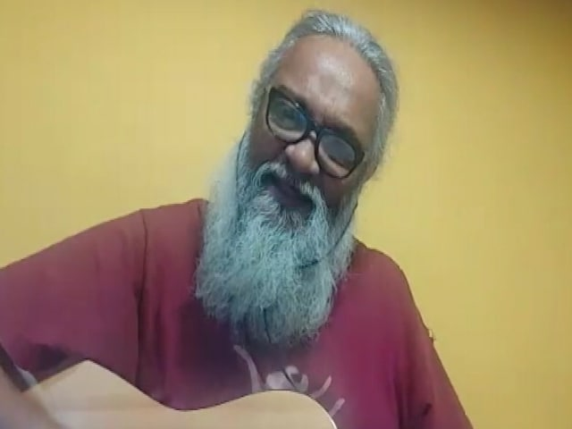 Video : Musician And Social Activist Rahul Ram Joins #TheInvisibles Telethon