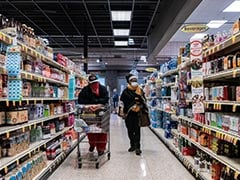 US Consumer Prices Record Largest Drop In Five Years