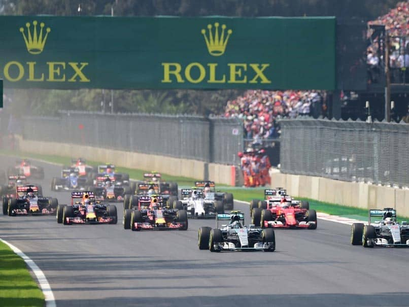 Britains Silverstone, Austrias Spielberg Could Hold Back-To-Back F1 Races