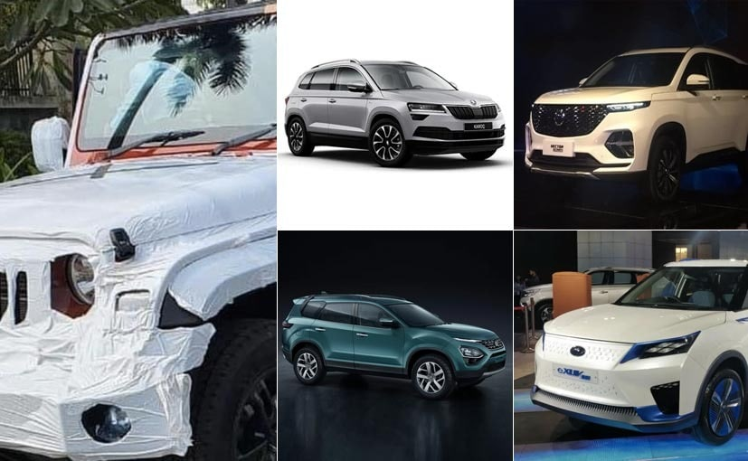 Top 5 SUVs To Look Out For In 2020