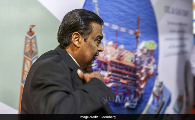 Mukesh Ambani's Jio In Advanced Talks With 3 Top Mideast Investors: Report