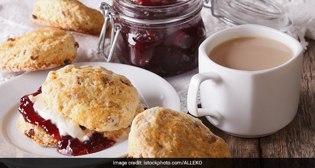 Want To Dine Like Royalty? This Luscious Fruit Scones Recipe Is Straight From The Queen's Kitchen