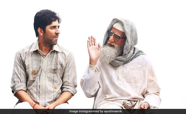 Gulabo Sitabo: The Only Reason Ayushmann Khurrana Could Pull Of The 'Don't Care' Expression In Front Of Amitabh Bachchan