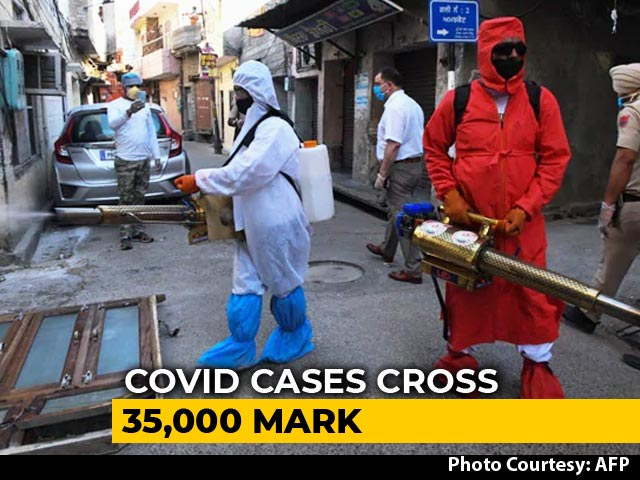 Video : 77 COVID-19 Deaths In 24 Hours, Highest In A Day; 1,152 Total Deaths