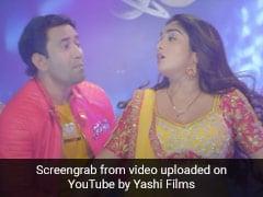 आम्रपाली दुबे ने पीली साड़ी पहन 'हमारे पतिदेव जी' पर निरहुआ संग किया धमाकेदार डांस, Video दो करोड़ के पार