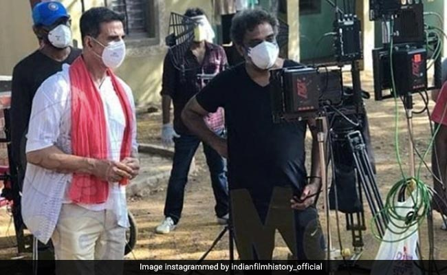 Akshay Kumar Goes On Shoot With 'Very Strict Protocols'