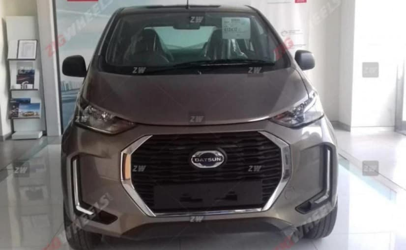 Going by the new images, the Datsun redi-Go get an extensive facelift