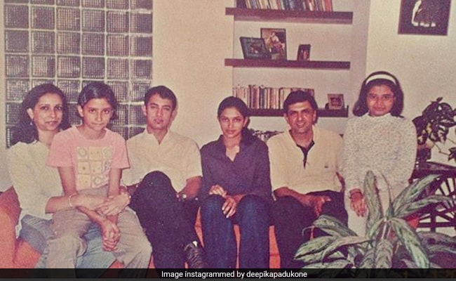 Deepika Padukone Reveals The Epic Story Behind This Major Throwback Pic With Aamir Khan