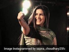 सपना चौधरी ने भोजपुरी गाने पर डांस से यूं मचाया धमाल, बार-बार देखा जा रहा Video