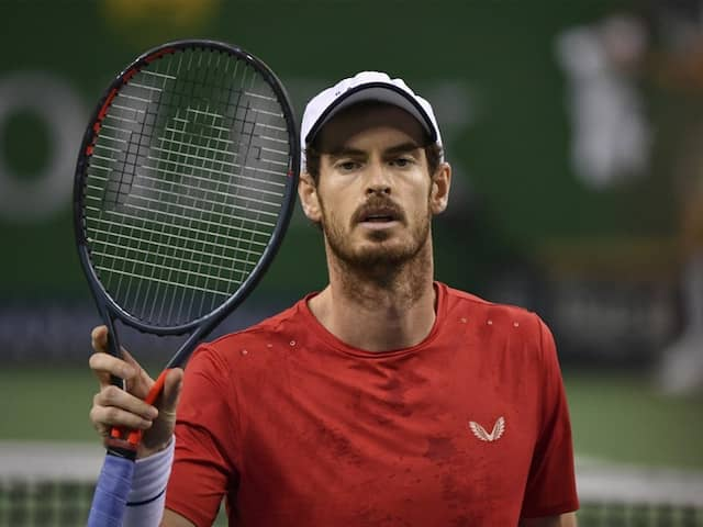Andy Murray To Return To Action With Charity Tennis Tournament In June