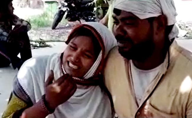 बाइक से बिहार लौट रहे मजदूरों के परिवार को ट्रक ने मारी टक्कर, 10 साल के बच्चे  सहित दो की मौत..