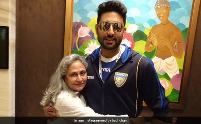 Jaya Bachchan's Caustic Reaction To Abhishek's 'Emotional' Mother's Day Post