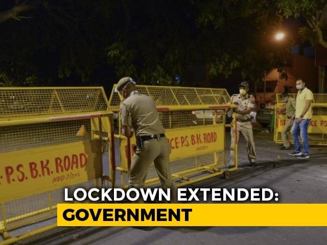 Video : 2 More Weeks Of Lockdown Starting May 4