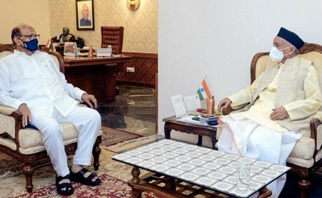 "Devendra Fadnavis ""Impatient"" But Government Safe: Sharad Pawar To NDTV"