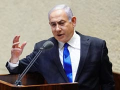"Peace Deals ""Changing The Map"" Of Middle East: Israeli Prime Minister"