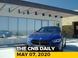BMW M8, 8 Series Gran Coupe Launch, Bajaj Resumes Production, 2020 Jaguar F- Type