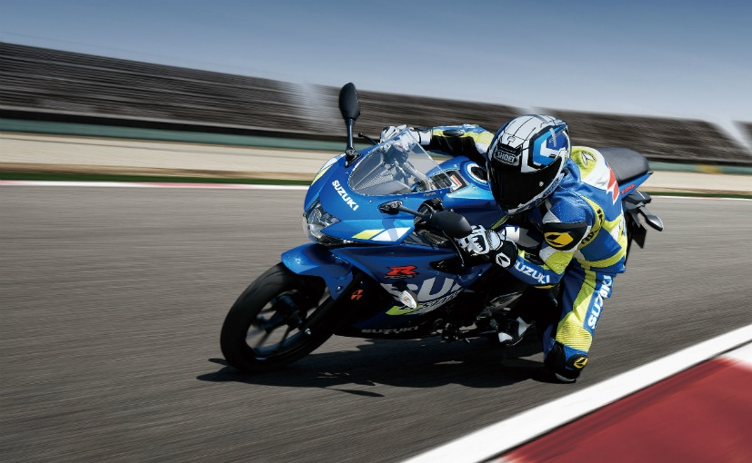 The Suzuki GSX-R125 is priced at 393,800 yen which is equal to Rs. 2.77 lakh (on-road)