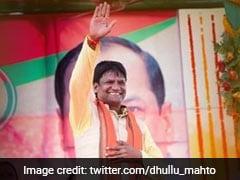 BJP Leader Surrenders In Extortion Case In Jharkhand