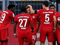 Borussia Dortmund vs Bayern Munich: Bayern Munich Down Borussia Dortmund To Take 7-Point Lead On Top Of The Bundesliga Table
