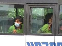 500 Students Stranded In Kota Reach Delhi In 40 Buses
