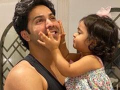 Varun Dhawan Shares Pics From His Niece Niara's Birthday Festivities