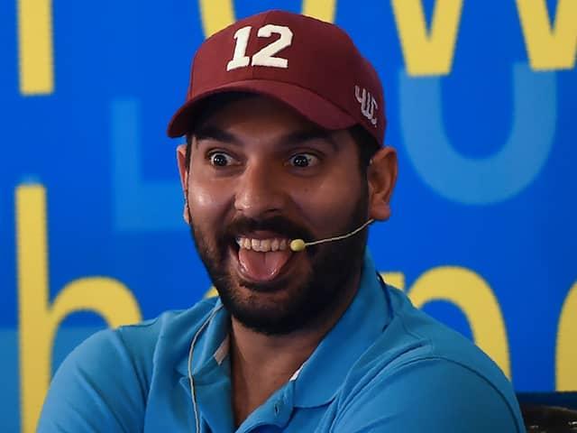 """Wait For Yuvi Jr"": Yuvraj Singh Shares Fans Amusing Suggestion To Solve Batting Problems"